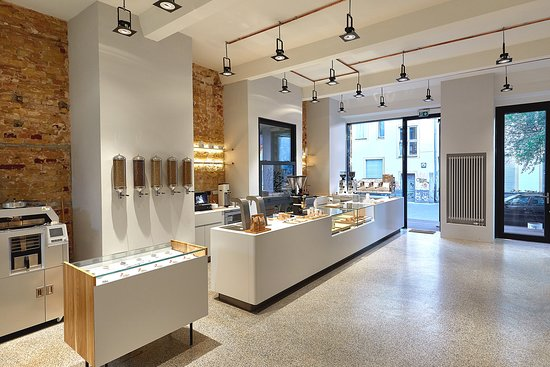 Showroom: Arabica Berlin Kreuzberg
