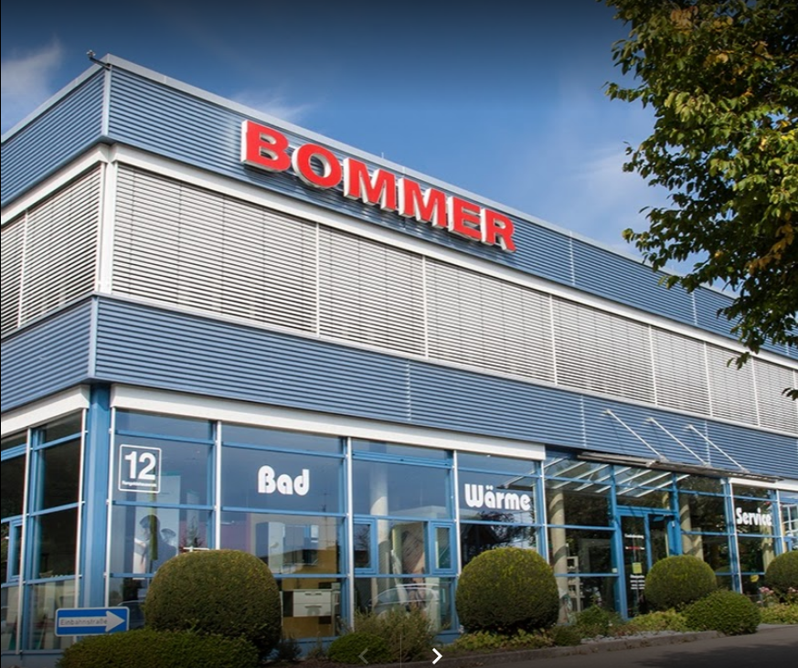 Showroom: Bommer GmbH