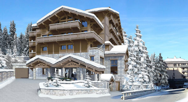 Hotel: Les Neiges, Courchevel