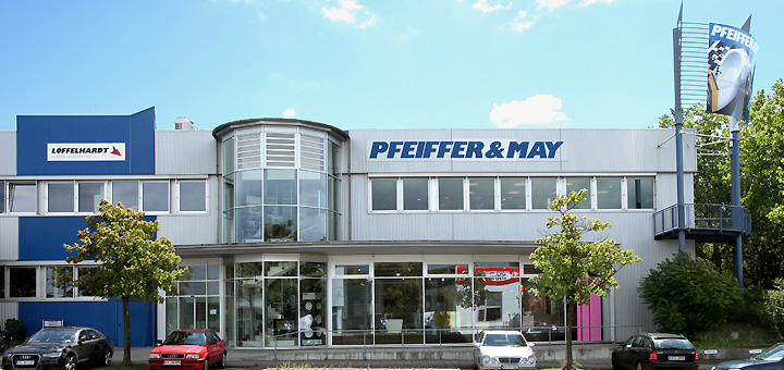 Showroom: Pfeiffer & May