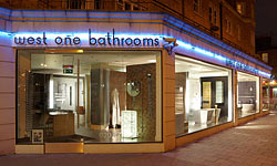 Showroom: West One Bathrooms - Battersea
