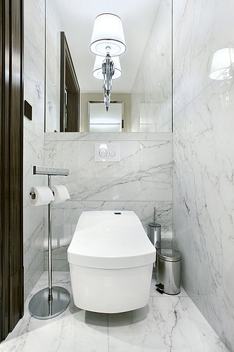 Royal Penthouse Suite mit WASHLET™ im Park Hyatt in Wien