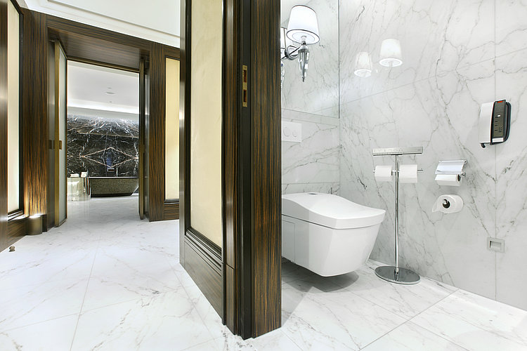 Die Royal Penthouse Suite mit WASHLET™ im Park Hyatt in Wien