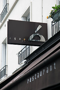 L'Agapé Restaurant, Paris