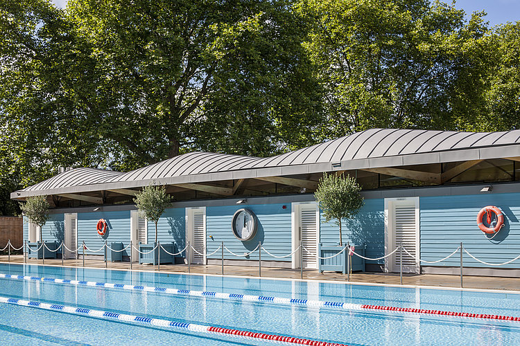 Hurlingham Club property in London